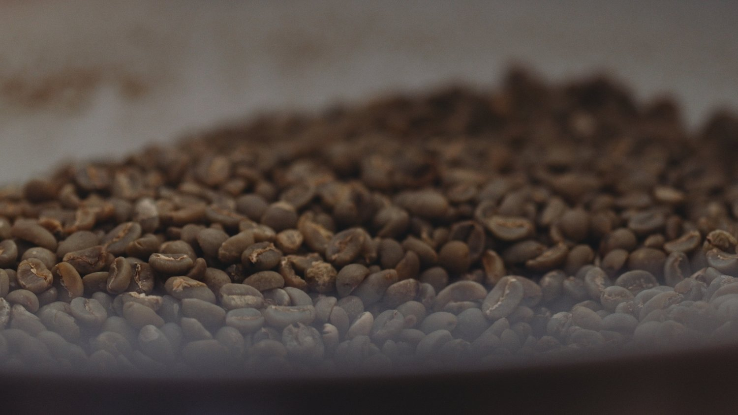 PRE-ROASTED COFFEE BEANS