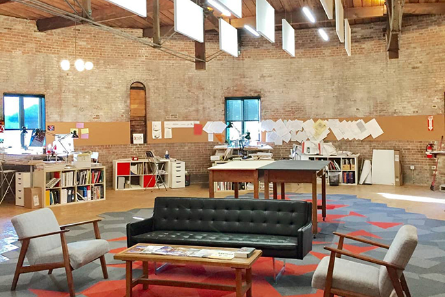 Studio Meja  , Providence  a boutique architecture firm that specializes in   revitalizing urban spaces and serving mission-oriented clients  , seeking to create well-crafted design, meaningful places, and great relationships.