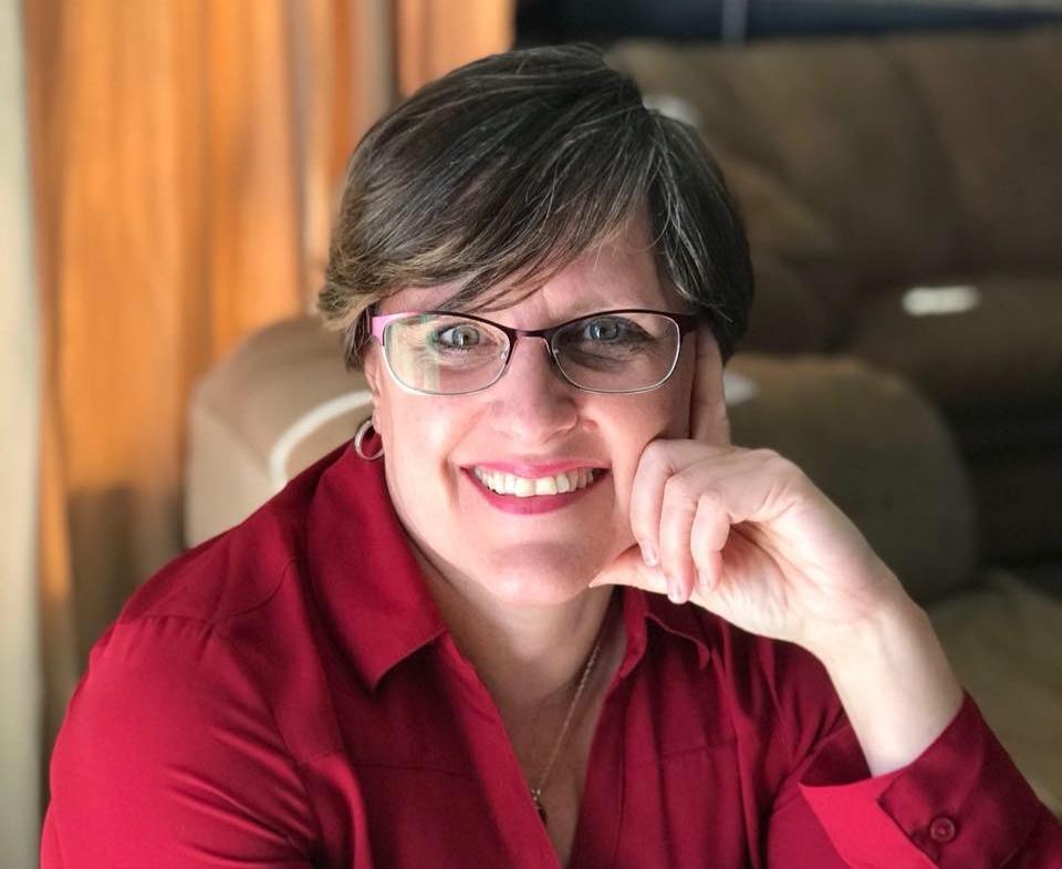 Geriann Wiesbrook - Founder, Military Mama Network & Child Sex Abuse Survivor