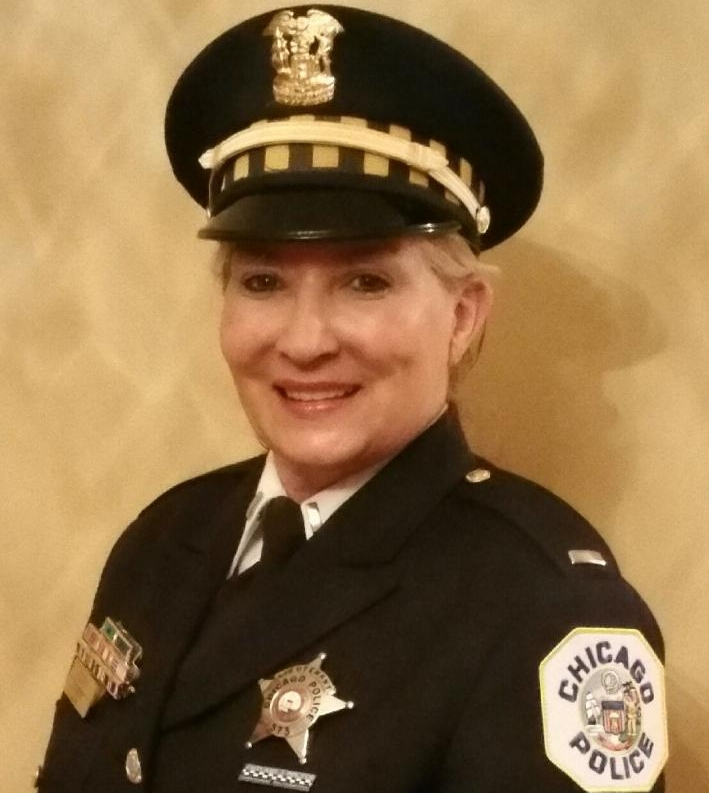 Lt. Patty Casey - Commanding Officer, Special Victims Unit, Chicago PD