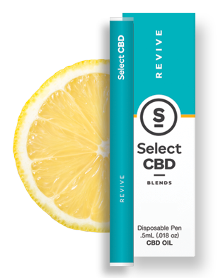 Revive- Lemon Vape Pen - 100% Pure CBD Oil blended with Lemon reinvigorates you with natural citrus extracts to help you reconnect and regain energy.Ingredients: CBD Oil, Fractionated Coconut Oil, Lemon Essential Oil