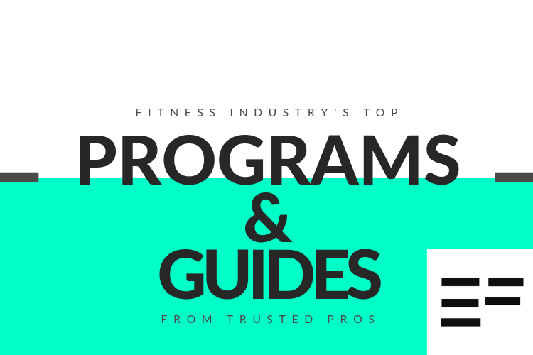 Find the best training program for you.