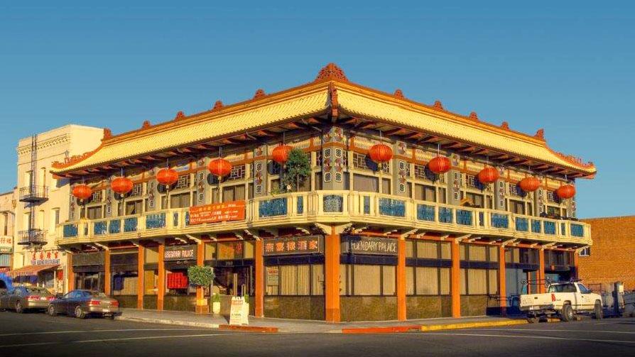 Legendary Palace, Oakland Chinatown