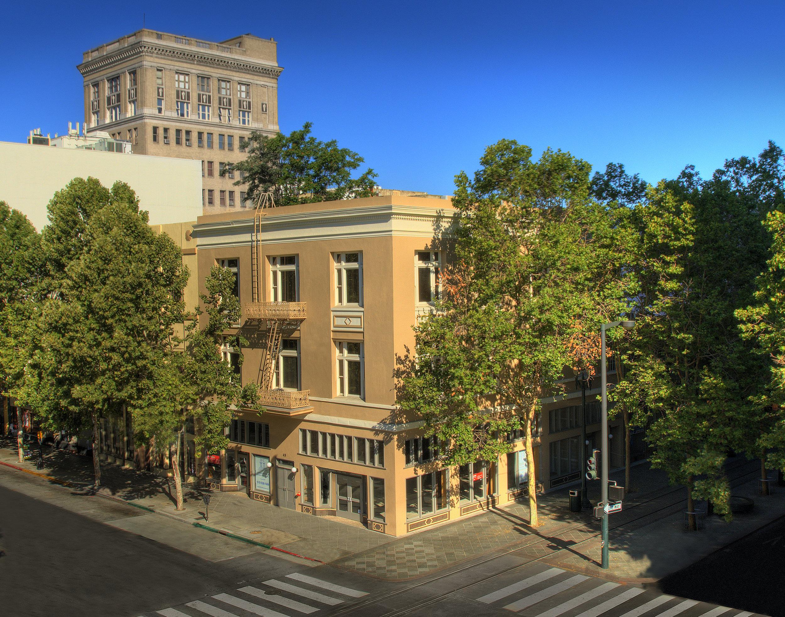 Bassler-Hayes Building, San Jose