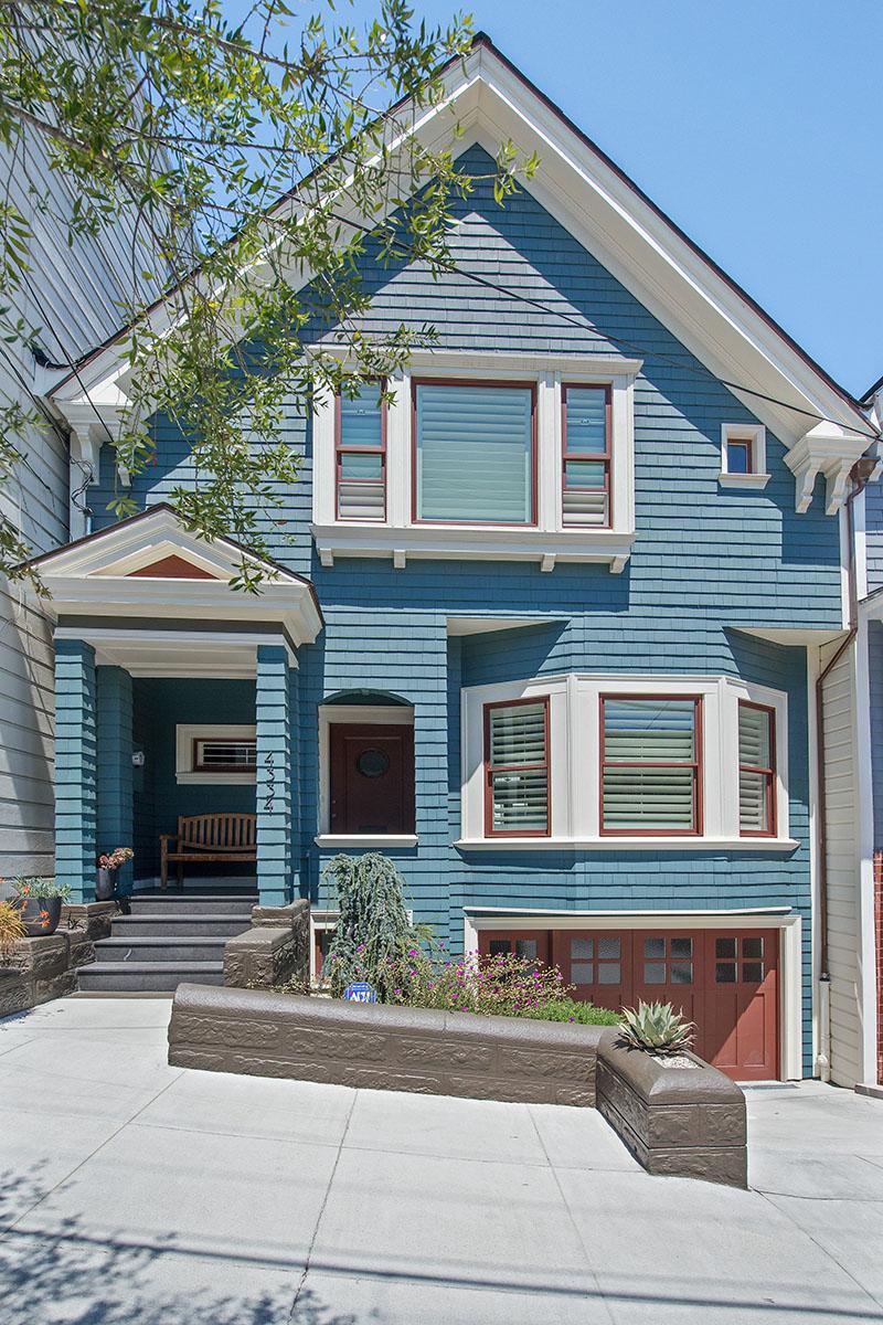 David Gordon House, San Francisco