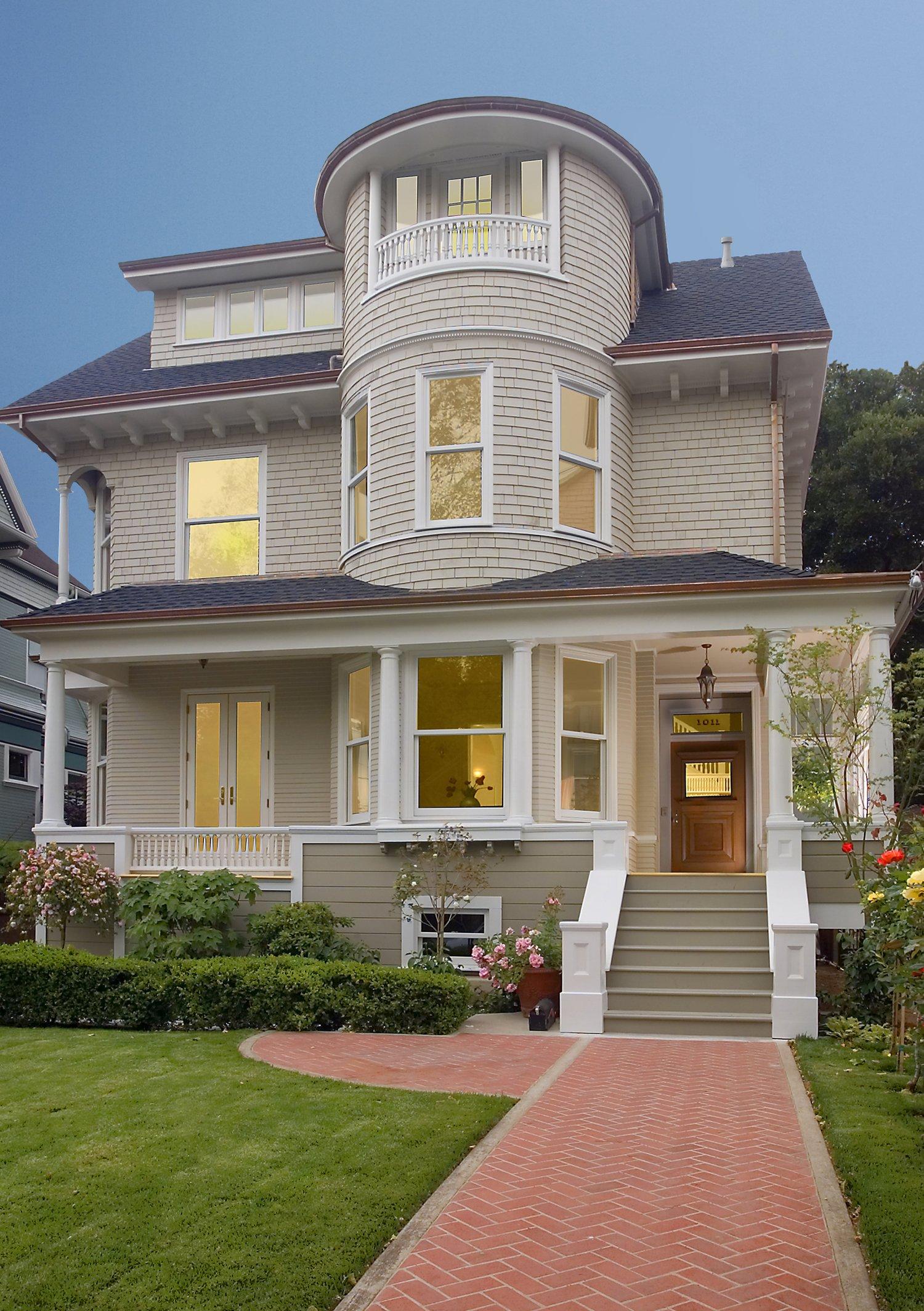 Gary Knox-Bennett House, Alameda