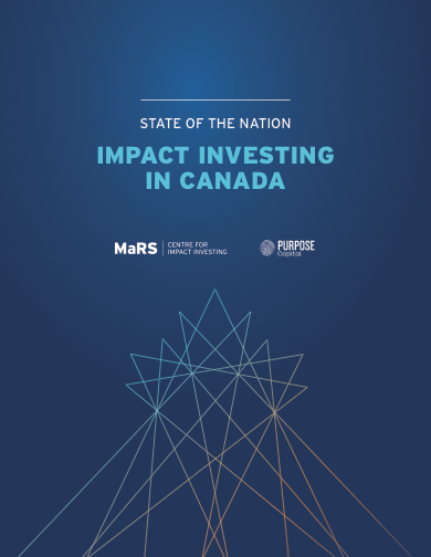 State of the Nation: Impact Investing in Canada