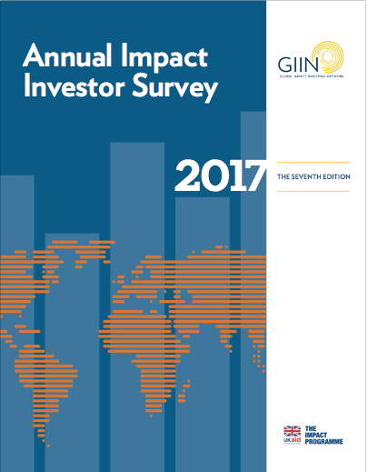 GIIN Annual Survey 2017