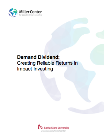 Demand Dividend