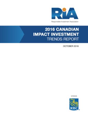 RIA Impact Investing Trends
