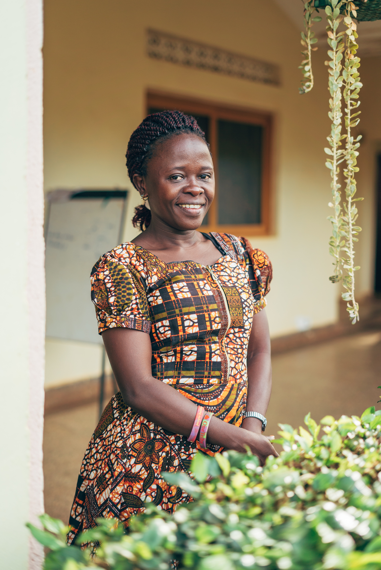 """OneTribe has made life easier for women of Pagirinya...many women now feel dignified."" - Irene"