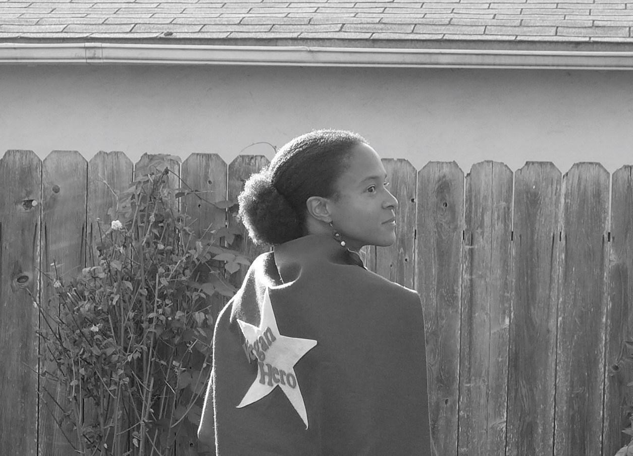 Super. Black. Woman.