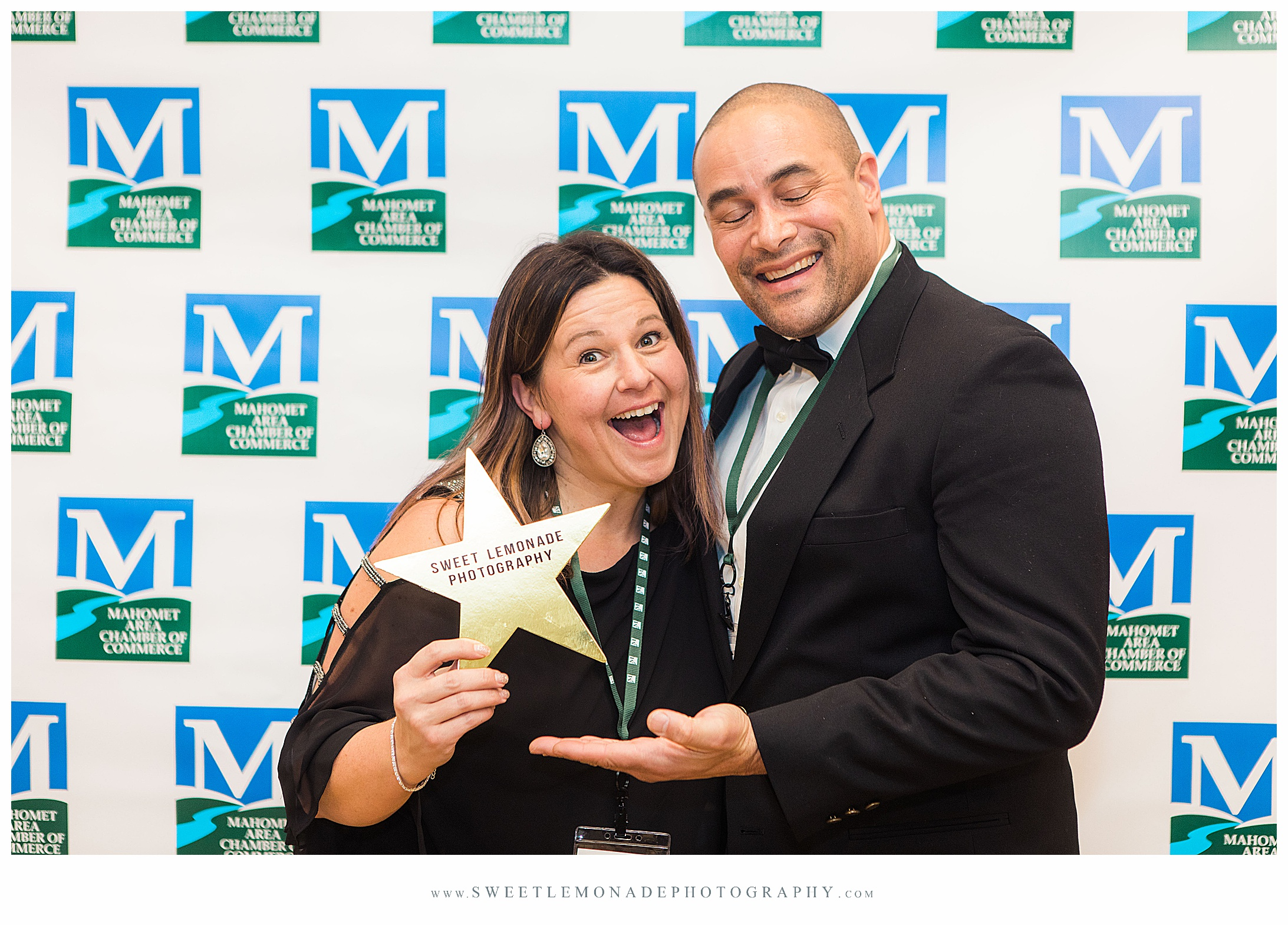 Sorry Stacy. It's the only photo I have of me with MY star. And I don't get in front of the camera often so I have to share a pic of us with your eyes closed. ha! Oh, if you need of a realtor, give this guy a call. Check out this awesome video of Stacy LaCour that Matt Difanis of Re/Max produced about this guy I'm happy to call my friend.