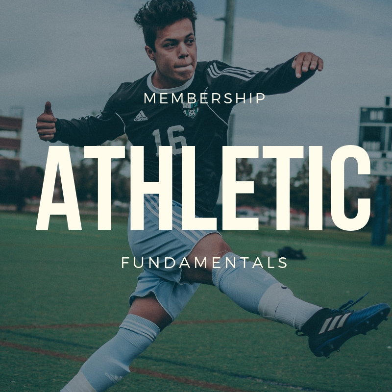 ATHLETIC FUNDAMENTALS - Are you an athlete trying to gain the advantage, reduce pain and reduce risk of injury?If you answered YES, then this is for you!Members get unlimited access to videos and receive discounted private sessions.