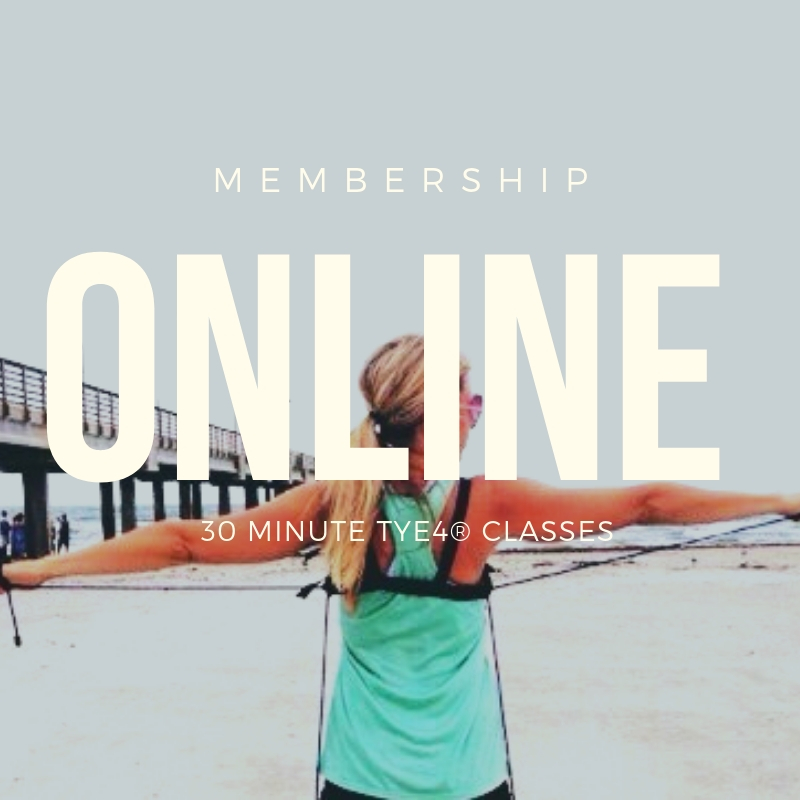 LIVE ONLINE CLASSES - Members receive unlimited access to a variety of 30 minute LIVE online classes including Pilates, toning, cardio and stretching.Can't make it to a live class? NO WORRIES! As a Member, you have access to all the class recordings to do anyplace, anytime.Membership includes access to our private FB community group where you get encouragement, accountability, access to the instructors and a place to build relationships as we work towards a similar goal 🙌🏼