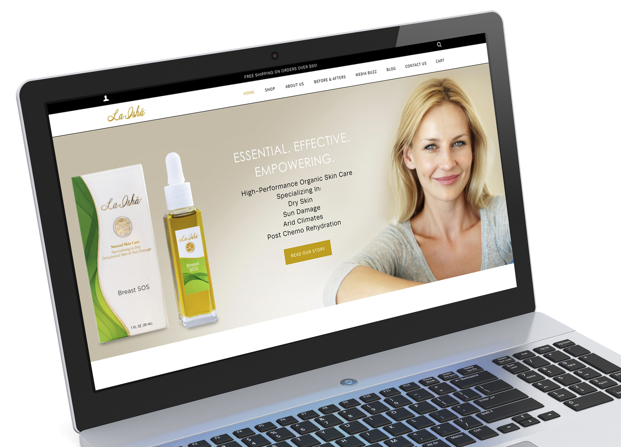 Creative Direction for Web Site Design