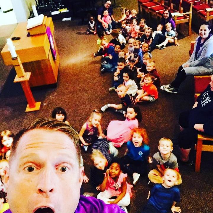 tHE JOY OF CHILDREN - THE SPIRIT OF GOD