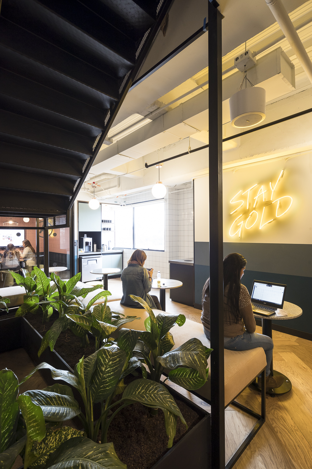Good design is an essential component of WeWork's ethos.