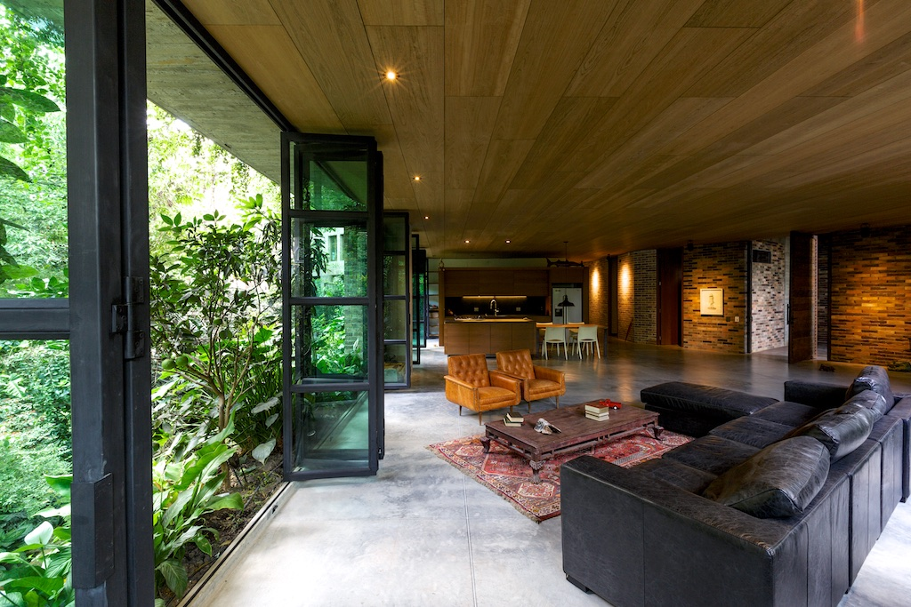 Residences in  El Matorral  take on the appearance of a home surrounded by a lush garden.