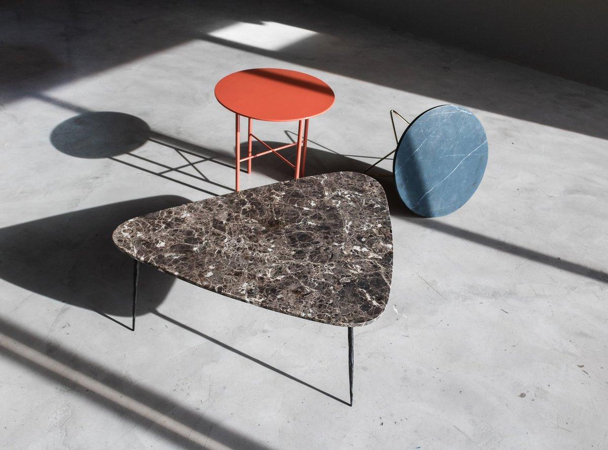 Illi table by Folies Artesano.
