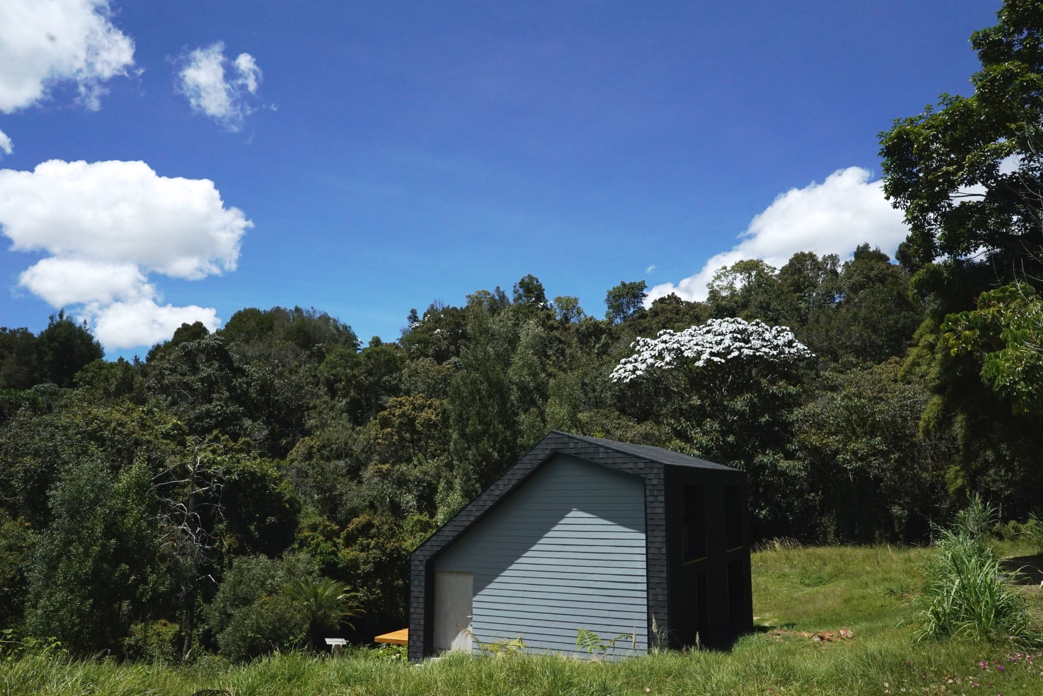 A prototype of Maker Home in Rionegro, near Medellin, another initiative of TuTaller Design.