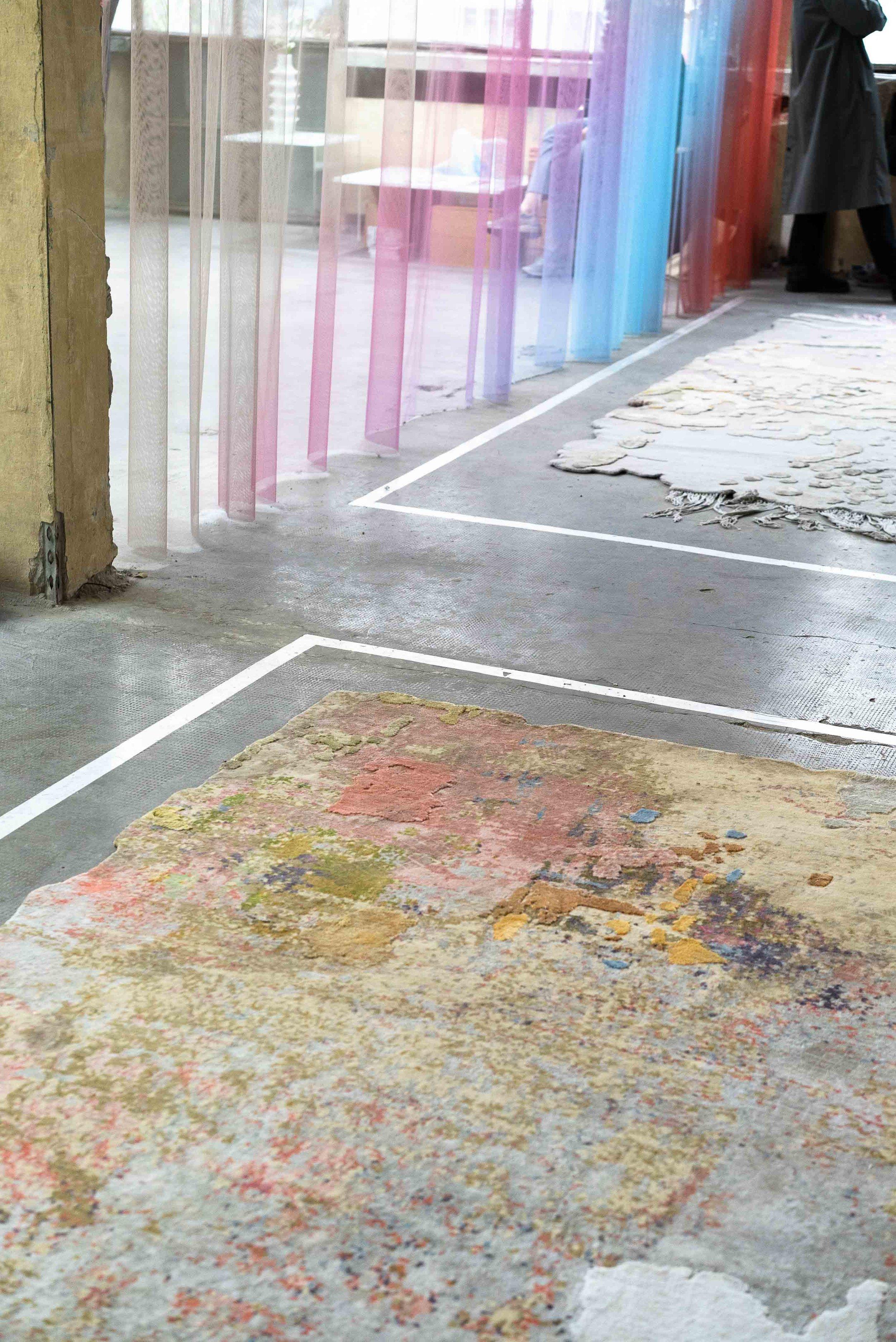 Rug by  Henzel Studio .