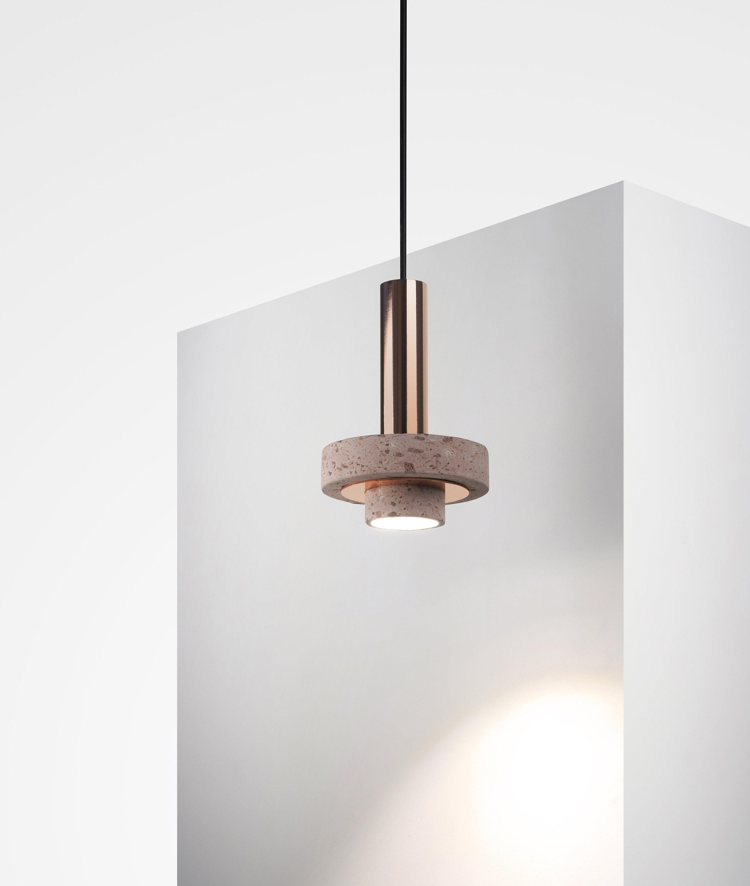 Ambra pendant by  Studio davidpompa