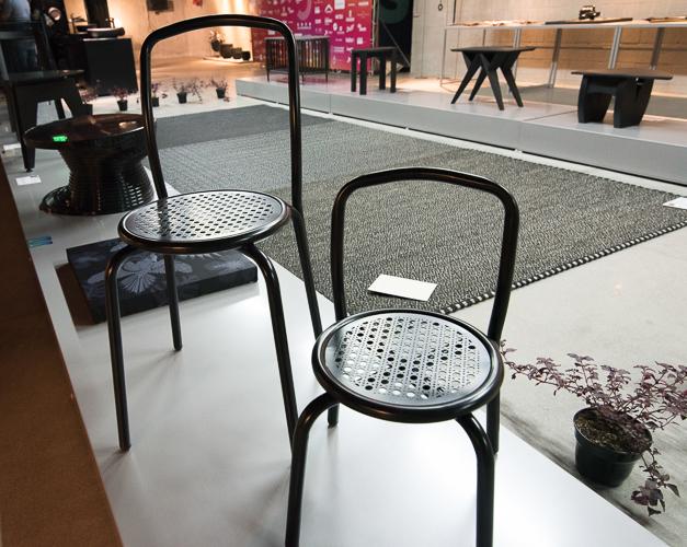 Esterilla chair - by HJA + Tu Taller Design