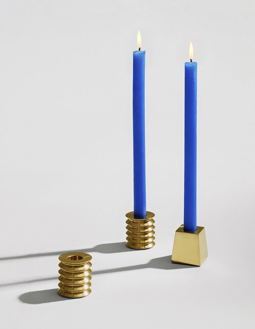 Candleholders by Folies.
