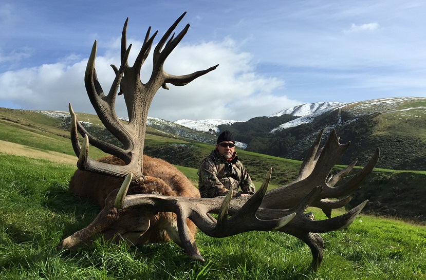 Leithen Valley Trophy Hunts Redding Sportsman's Expo Hunting and Fishing Show
