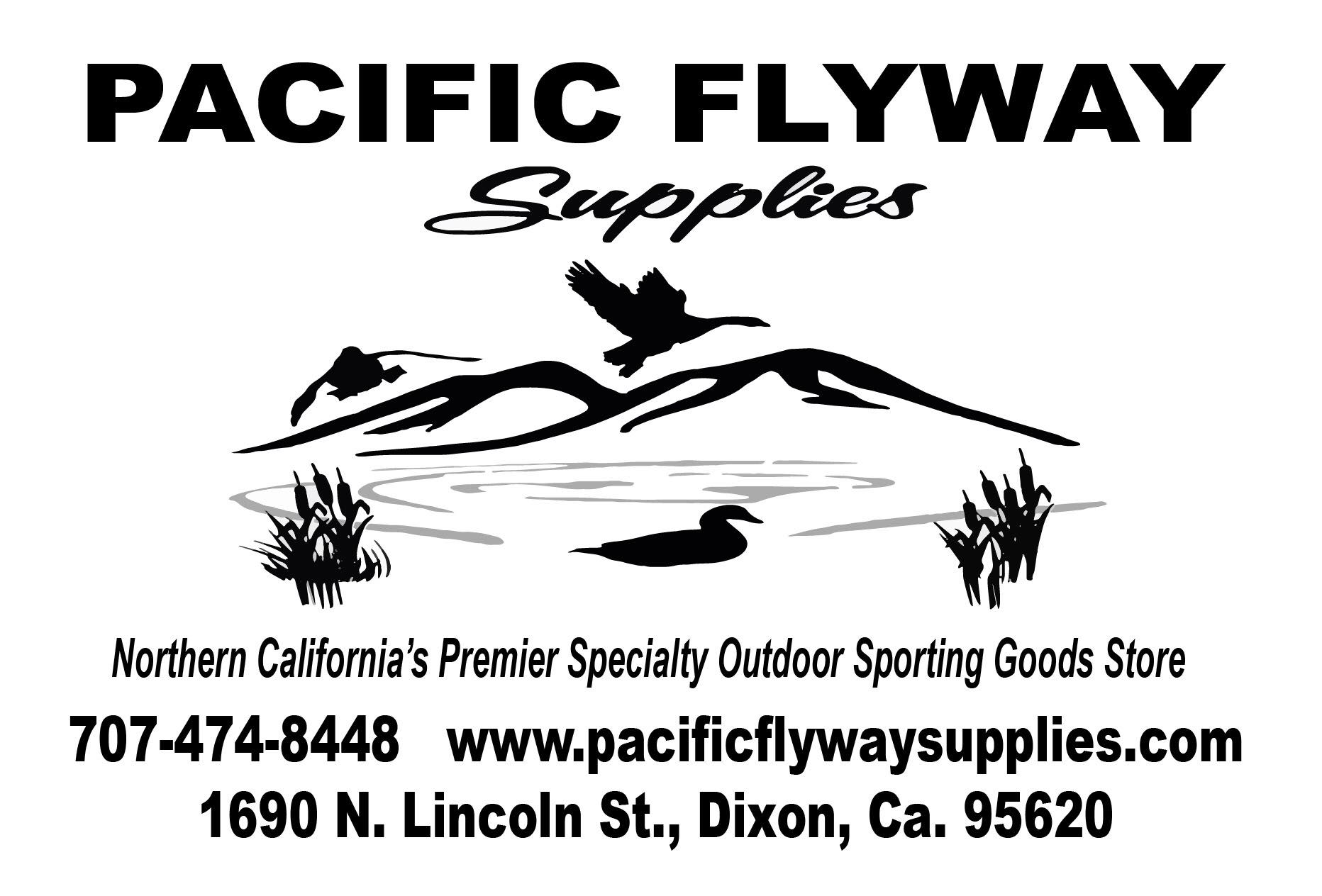 Pacific Flyway Supplies Redding Sportsman's Expo Hunting and Fishing Show