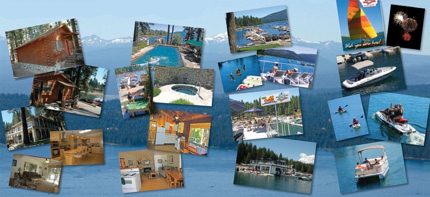 Knotty Pine Resort and Marina Lake Almanor Redding Sportsman's Expo Hunting and Fishing Show