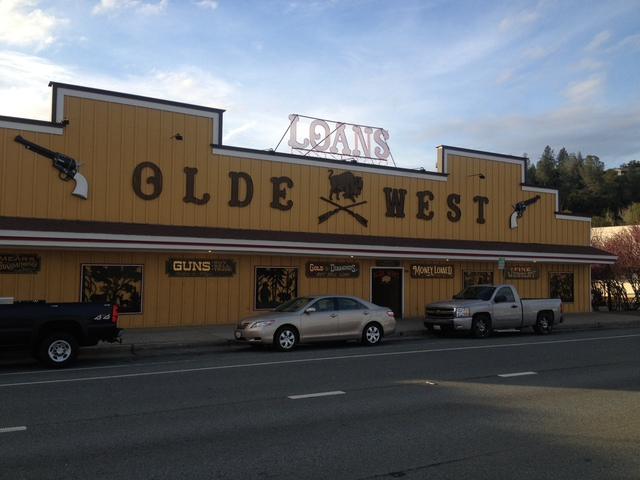 Olde West Gun and Loan Redding Sportsman's Expo Hunting and Fishing Show