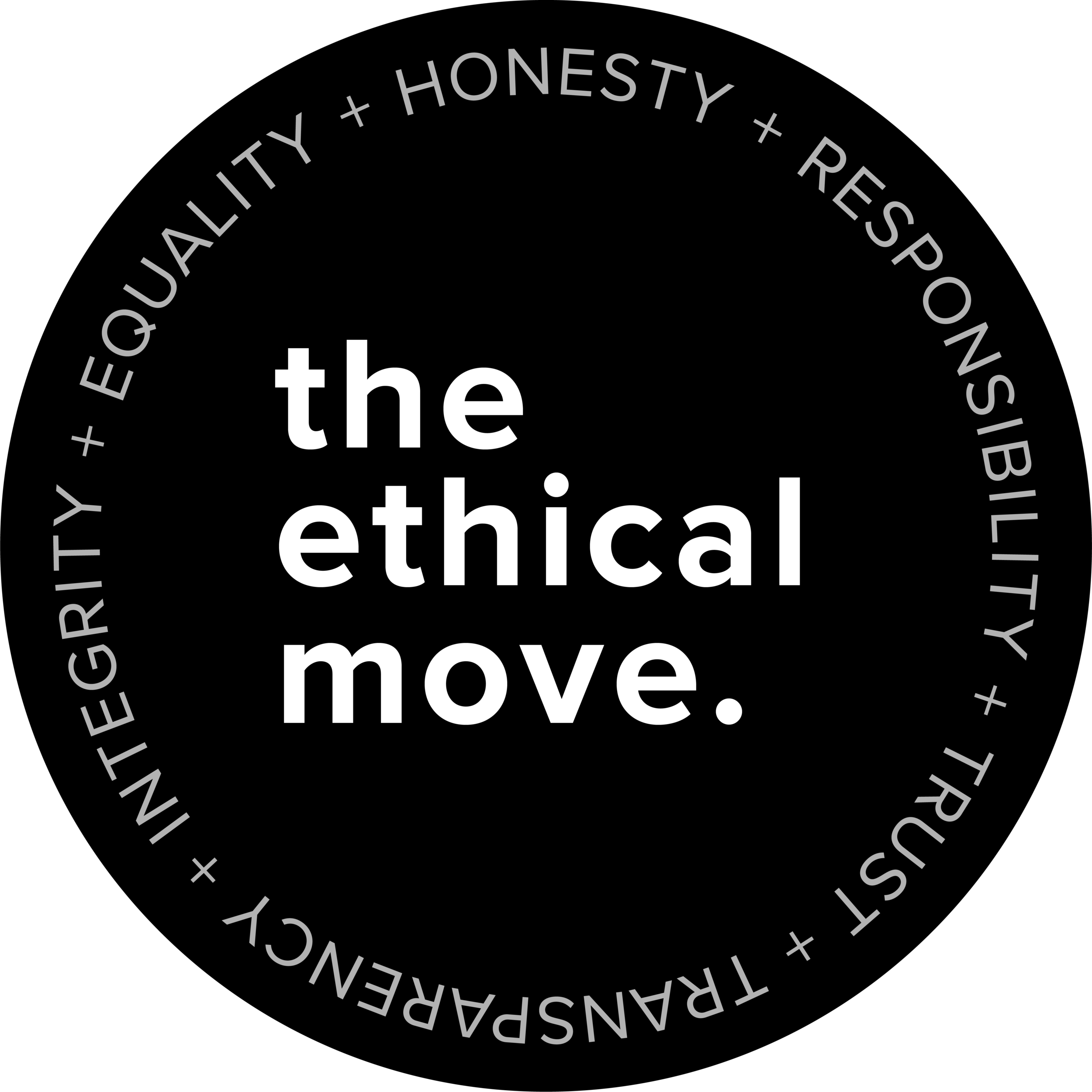 Sophy Dale Coaching is signed up to The Ethical Move. - This is a campaign creating a new standard for marketing based on trust and honesty.