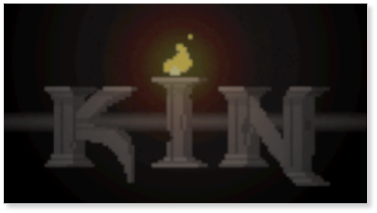 KIN - VIDEO GAMEKin is a student game project created by members of the Student Game Developers organization. Kin takes the form of a 2D open-world, action-adventure role-playing game where players explore a fictional New World as an order of European monks.For nine months, I worked on Kin as the lead audio designer, and my job was not only to create audio for the game, (both sound effects and music) but also to lead and manage the other audio designers. Achieving a unified vision for the audio and project management were both paramount to this task.