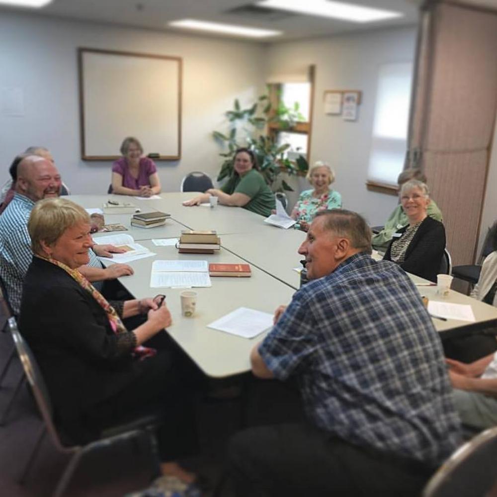 Staff Parish -