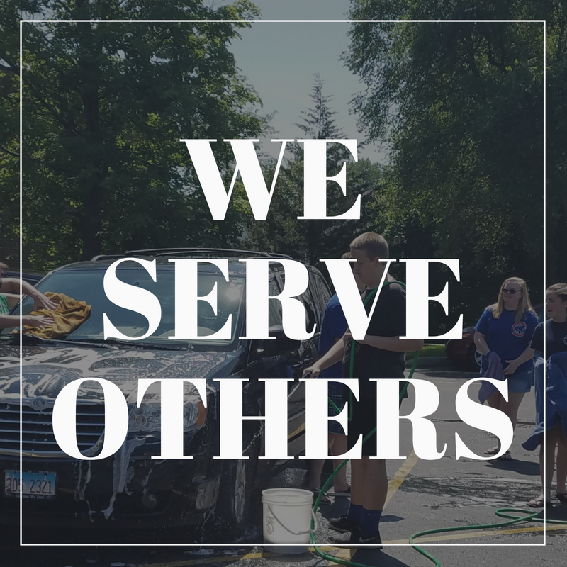 - We use our building weekly as shelter for homeless families and as a distribution point for food to those in need. We also host AA groups, Parent's Day Out programs, Girl and Boy Scouts. and job training for developmentally disabled adults.