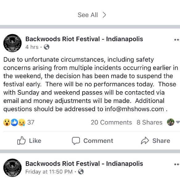 Hey guys n gals we are super frustrated too that the show got cancelled! Please email to the email included in their post for details. Better everyone stays safe and sound!
