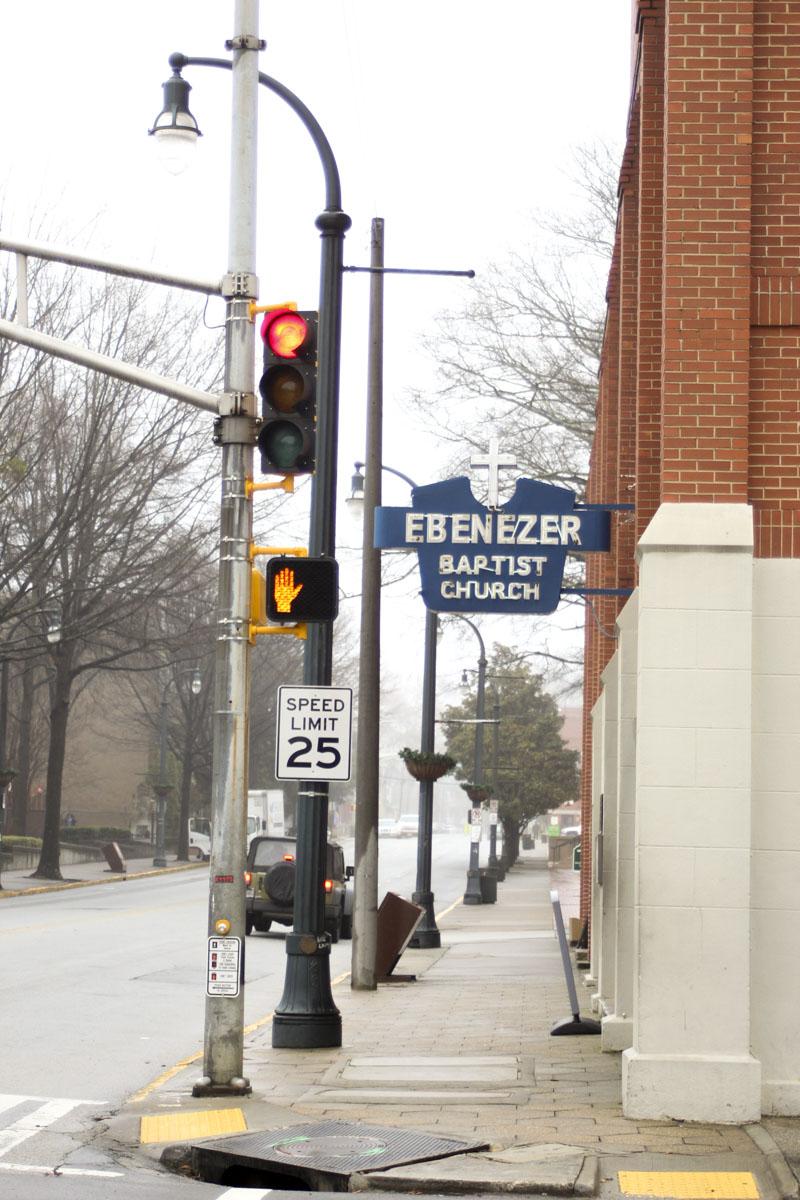 Ebenezar Baptist Church