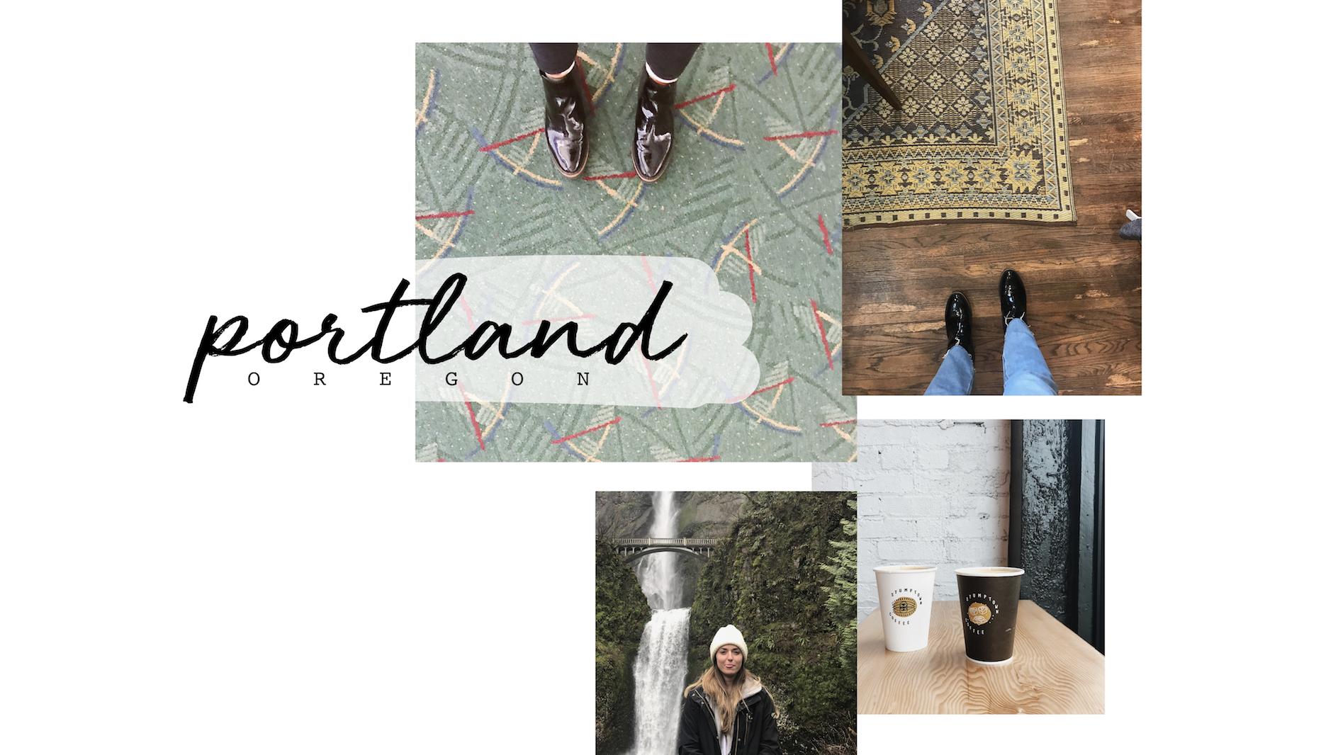 Portland guide