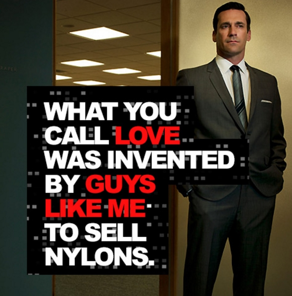 'DON DRAPER - MAD MEN'