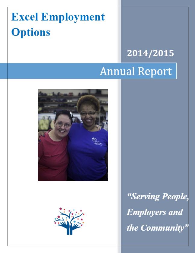 2014 2015 Annual Report