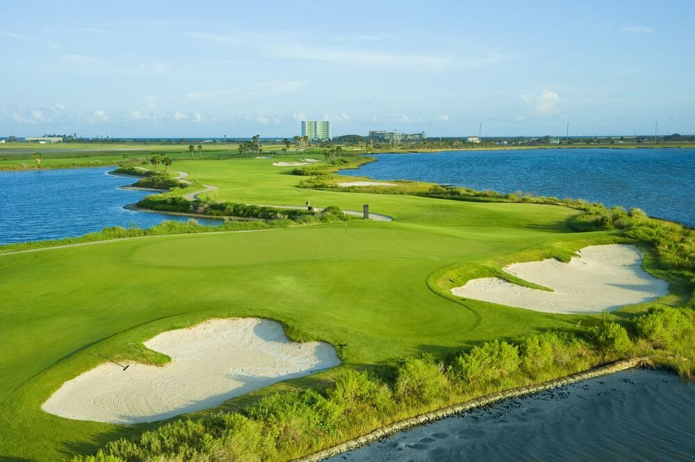 Moody Gardens Golf Course is ranked as one of the best public courses in Texas and is rated 4.7 out of 5 stars by GolfAdvisor.