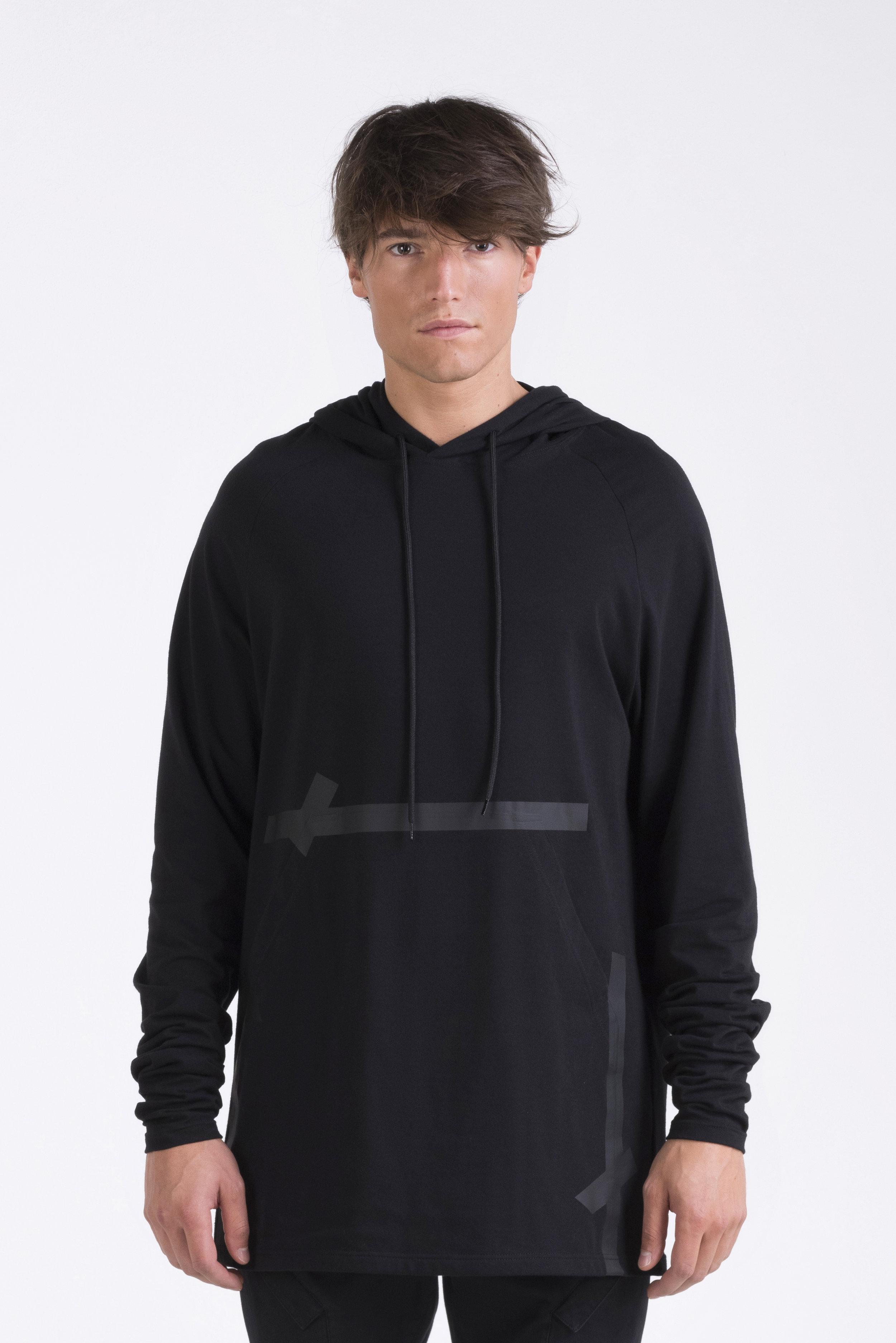 oneculture Oversized light hoodie black 2.jpg