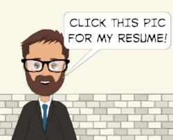 Resume in WORD Format