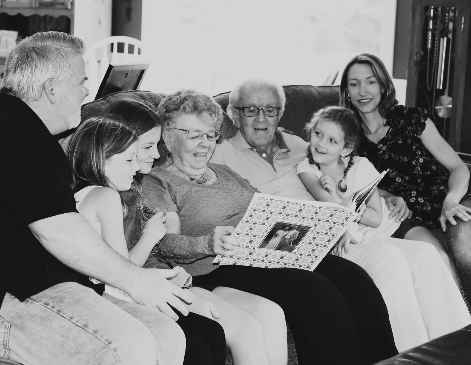 Unique Gifts For Grandparents |Family Story Keepsakes | Family Keepsake Album | Heirloom Family History Book | Rooted StoryAlbums