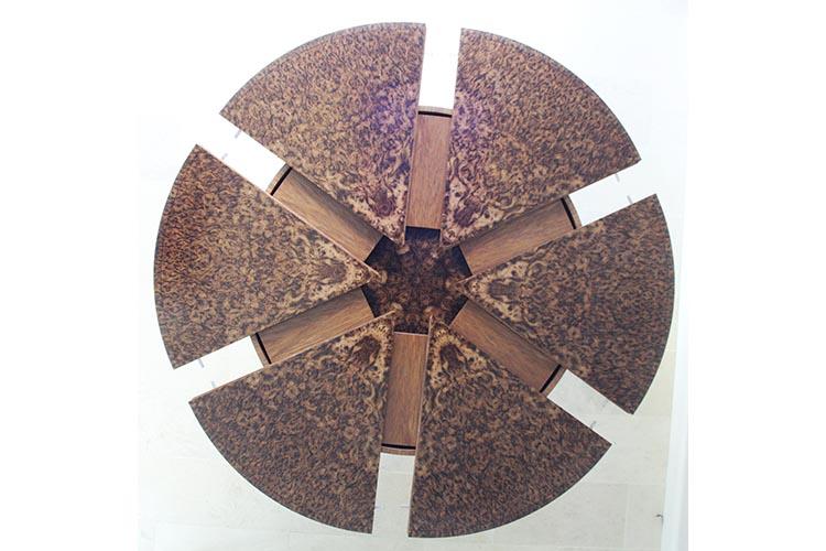 Brown oak expanding dining table 08.jpg