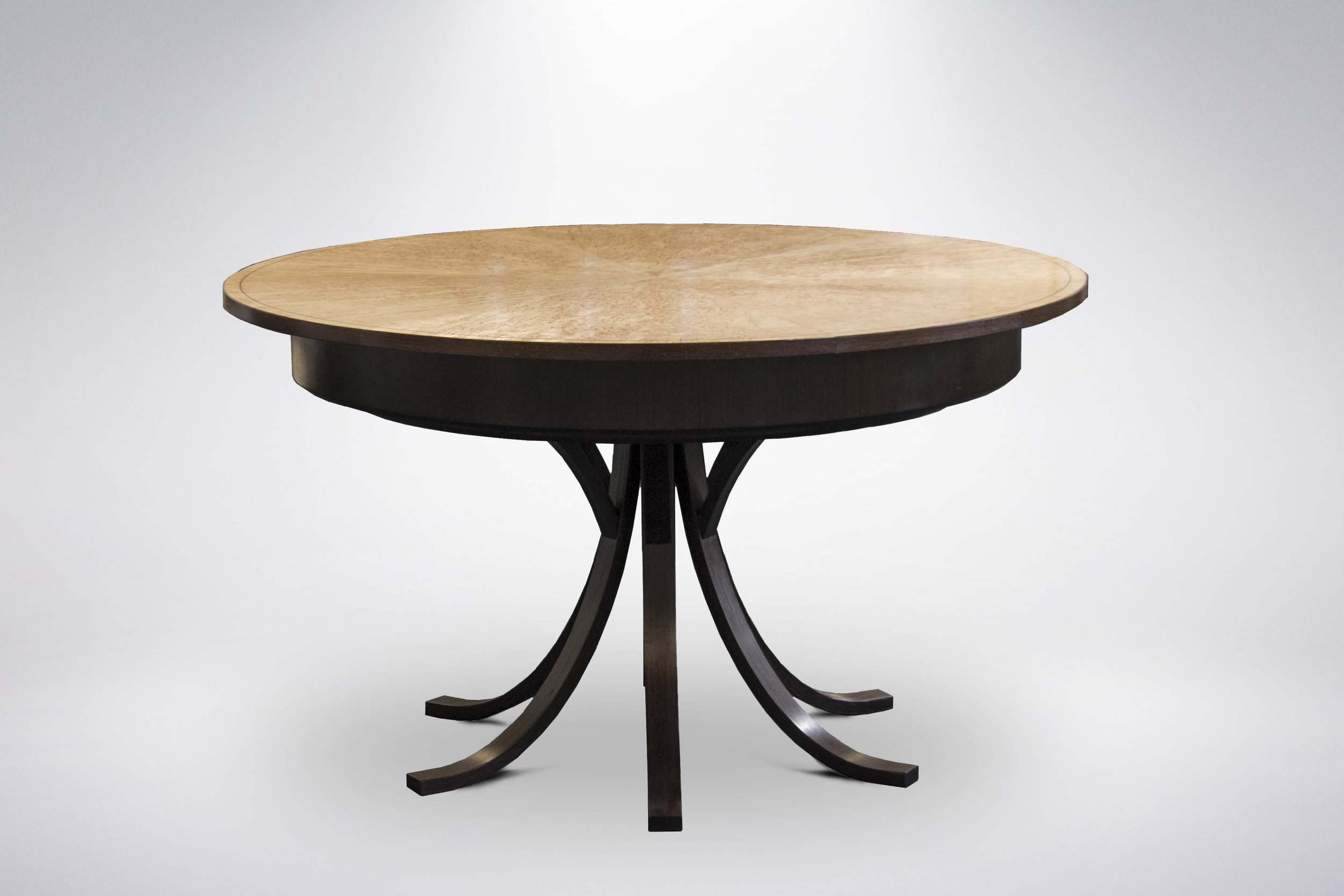 Masur Birch and Wenge Dining Table.jpg
