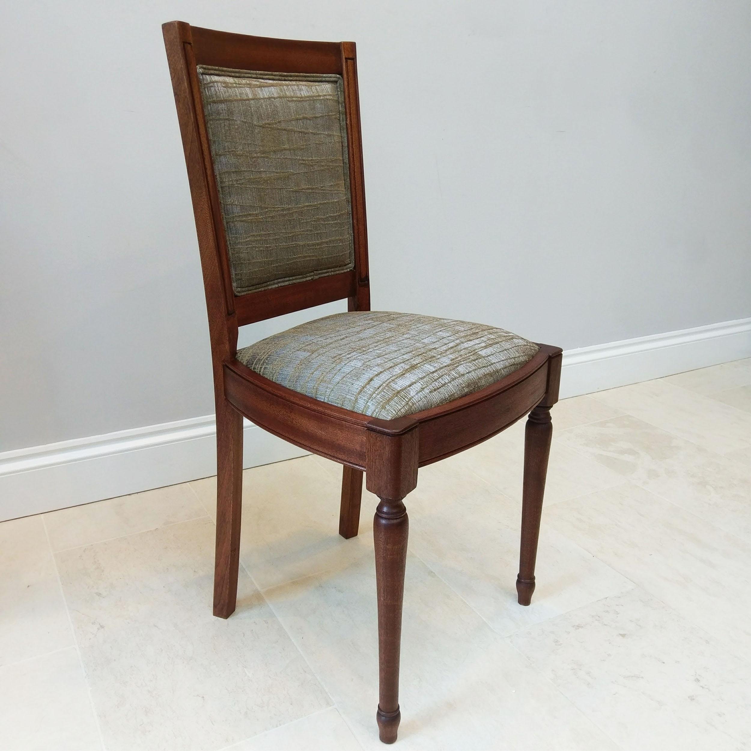 Sapele Dining Chair