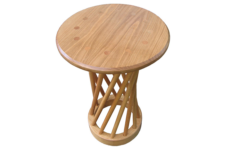 Side Table in Oak